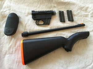 Henry U.S. Survival Rifle AR-7 Unpacked