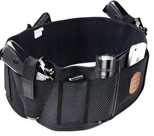 Full mosa belly band holster review
