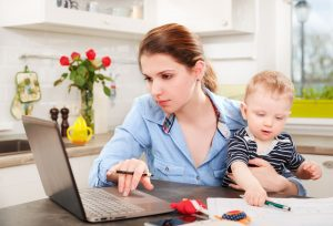 Grants for stay at home moms